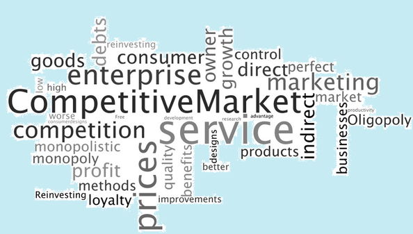 competitive markets Characteristics and outcomes of the perfectly competitive market structure episode 26: perfect competition by dr mary j mcglasson is licensed under a cr.